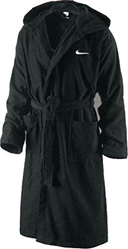 Nike Bademantel mit Kapuze. Fundamental Long Pool Robe Hooded. 100 ...