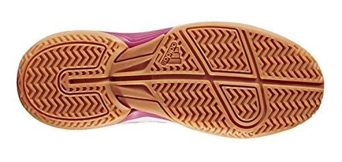 de Weiß Balonmano para 000 Handballschuhe Multicolor Speedcourt Adidas Silber Zapatillas Pink Mujer txwBH8q