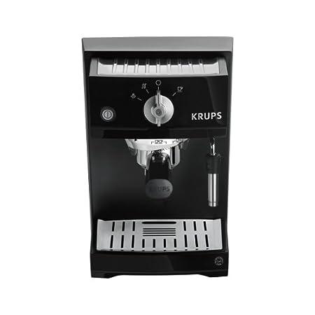 Krups XP5210 - Máquina espresso eléctrica, 1.1L, de café molido ...