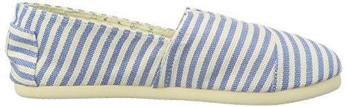 Adulti bianco Surfy 'surfes Paez 0065 Blu Multicolor Unisex Argentina Espadrillas RBwFO5q