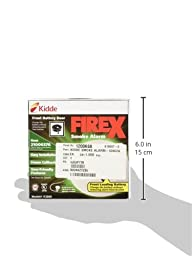 Kidde 408-21006376 i12060 Hardwire Smoke Alarm with Front Load Battery Backup