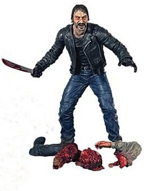 Land of the Dead Action Figures - Machete