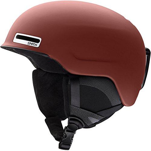 - Smith Optics Maze-Asian Adult Ski Snowmobile Helmet - Matte Oxide/Large