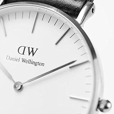 Amazon.com: Daniel Wellington Womens 0601DW Analog Display Japanese Quartz Multi-Color Watch: Daniel Wellington: Watches