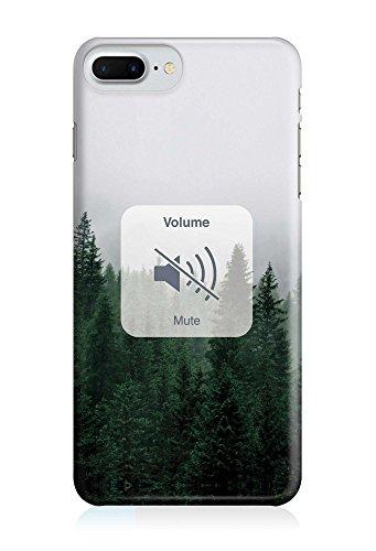 COVER Natur Grafik lautlos Baum Design Handy Hülle Case 3D-Druck Top-Qualität kratzfest Apple iPhone 7 Plus