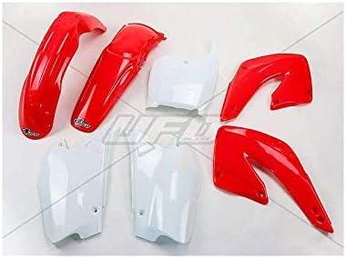 UFO - Kit de plástico completo compatible con Honda 125 250 CR 00-01 / OEM original