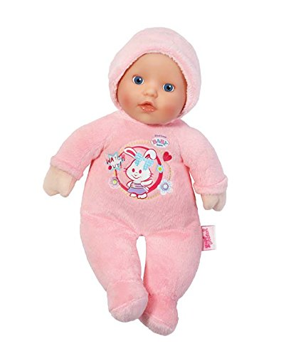 Zapf Creation 821091 - My little Baby Born First Love mit Rassel
