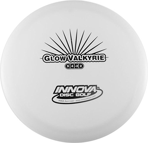 Innova Disc Golf Glow DX Valkyrie Golf Disc, 170-172gm (Colors may vary)