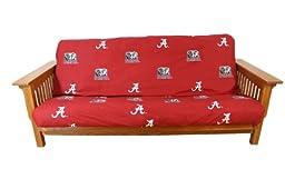 NCAA Alabama Tide Futon Cover, Full (54\