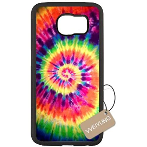 Diy Customized Cell Phone Case for Tye Dye Black Samsung Galaxy s7 Hard Back Cover Shell Phone Case (Fit: Samsung Galaxy s7) Sales