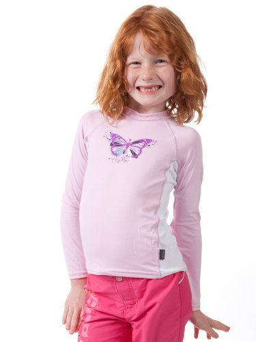 ONeill girls longsleeve rashguard protection
