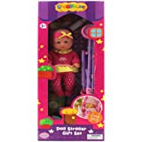 Sweetums Doll with a Stroller Gift Set