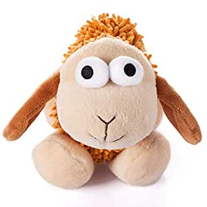 Amazon.com : Vanmy Pie Pet Puppy Small Dogs Cats and Dogs Supplies Cats Sounding Plush Toys