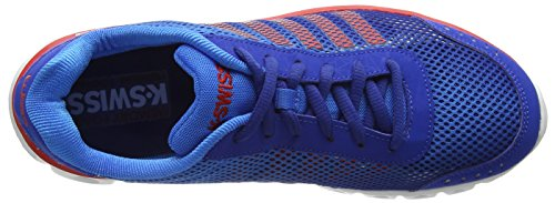 K-Swiss Performance X LITE ATHLETIC CMF - Zapatillas de deporte Hombre Azul - Blau (CLASSICBLUE/BRILLIANTBLUE/RED)