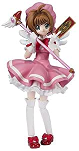 "Bandai Tamashii Nations S.H. Figuarts Kinomoto Sakura ""Cardcaptor Sakura"" Action Figure by Bandai"
