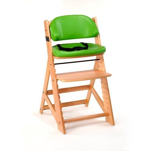 Keekaroo Height Right Kids High Chair with Comfort Cushions,