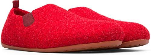 Uomo Red Rosso Pantofole Camper Dark 8fxv75aw