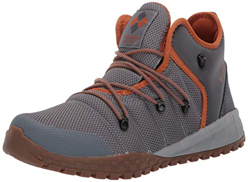 Grey Bright Fairbanks Para Copper ti Hombre Plisadas Botas Steel Columbia 503 Gris fOxvqZZ8w