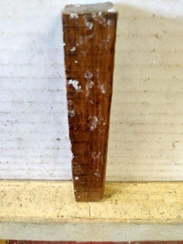 1 Pc of SNAKEWOOD PEN BLANKS WOOD TURNING SQUARE 3/4'' X 3/4'' X 5''