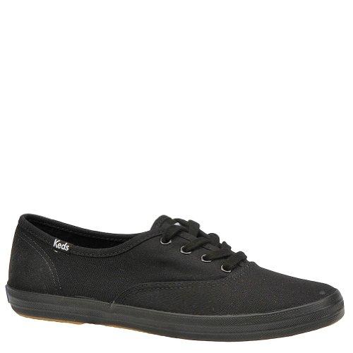 Chaussures Keds Femme Noir / Noir Large Largeur