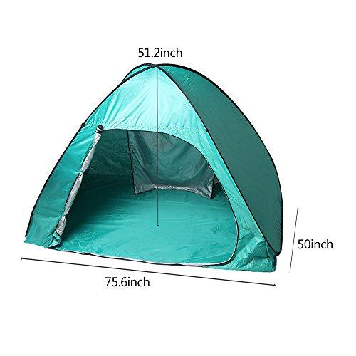 Description  sc 1 st  eBay & Sunba Youth Beach Tent Pop Up Tent Baby Beach Sun Shade UV ...