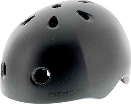 Protec Street Lite Satin Black XL Skateboard Helmet
