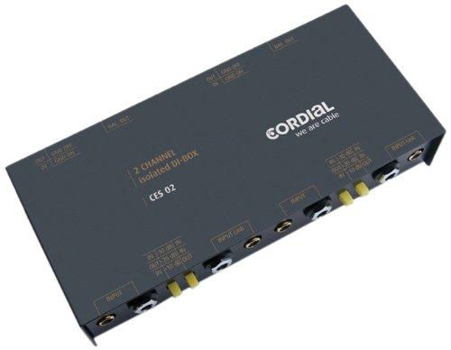 Cordial - Caja DI (1 canal) CES 01