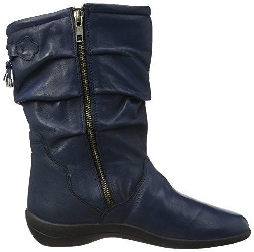 Boots Bleu Regan navy Padders Femme Chelsea fzAw4