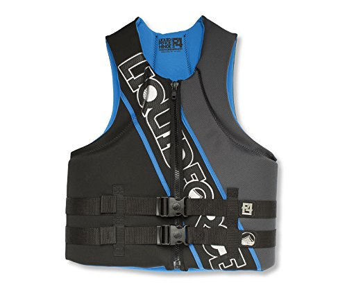 Liquid Force Hinge CGA Wakeboard Vest Mens Sz XL