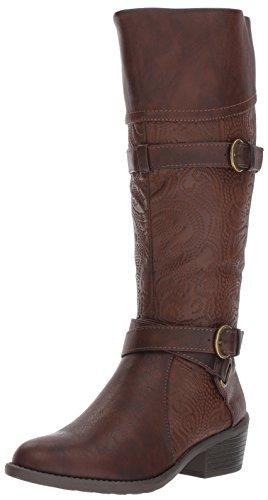 Easy Street Parent Women's Kelsa Harness Boot B0728P5R98 Parent Street 76f691