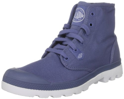 Palladium Pampa Hi Lite - Zapatos Hombre Azul