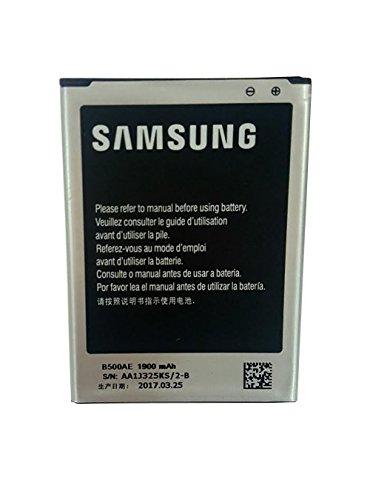 Original 1900mAh 3.8v Samsung Battery B500AE for Samsung Galaxy S4 Mini in Non-Retail Pack. Non-NFC