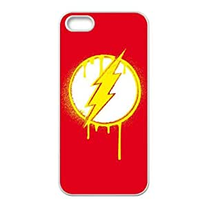 Flash Emblem Drip iPhone 4 4s Cell Phone Case White toy pxf005_5783331