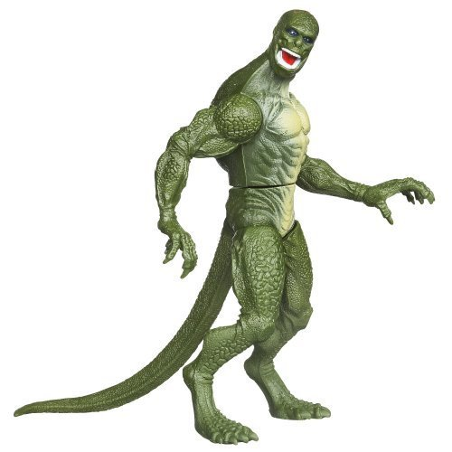 The Amazing Spider-Man Web Battlers Slash Attack Lizard Figure by Hasbro