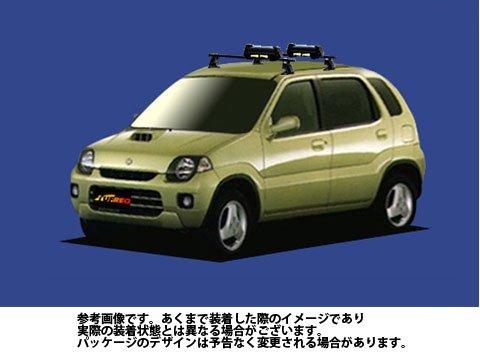 システムキャリア Kei 型式 HN11S SKシリーズ 1台分 平積み タフレック TUFREQ 精興工業 B06Y162DMW