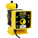 LMI MILTON ROY B711-490SI METERING PUMP 1.6GPH 120V-AC 150PSI D568738