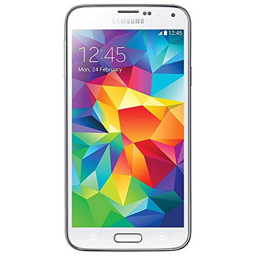 Samsung Galaxy S5 G900A GSM Unlocked 16GB (Renewed) (White) (T Mobile Phone Samsung Galaxy S5)
