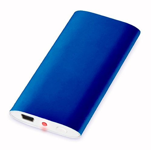 WellRest Rechargeable Hand Warmer, Blue
