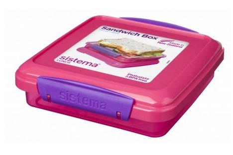 Sistema Sandwichbox, lila