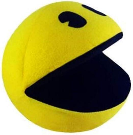 CHAOZHENG Juguete de Peluche Muñeca Pacman Cara Sonriente Juguete ...