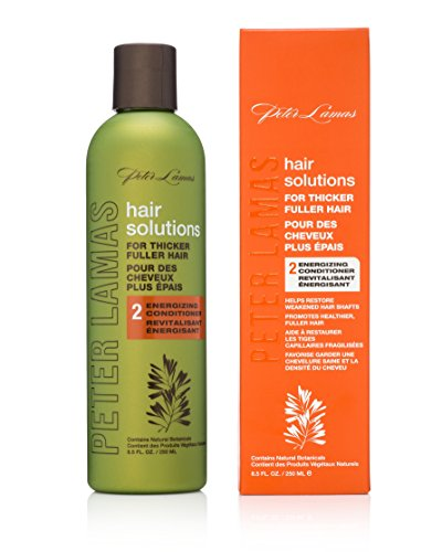 Peter Lamas Hair Solutions Energizing Conditioner, 6 Count by Peter Lamas