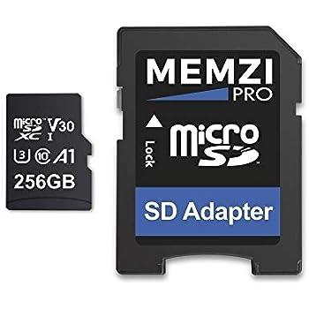 Amazon.com: MEMZI PRO - Tarjeta de memoria micro SDXC para ...