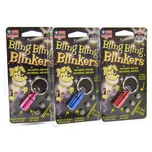 AP Products 00685JP Jade/Pink 1 EA Bling Blinker