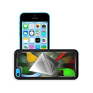 TYHH - Abstract Artistic Multi Color Geometry iPhone 6 4.7 Case Customized niuniu's case ending phone case