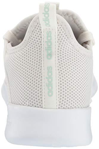 adidas Women's Cloudfoam Pure Running Shoe, Cloud White/Ice Mint, 5 Medium US by adidas (Image #2)
