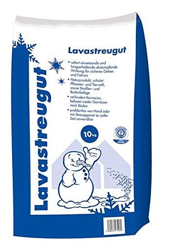 Lavastreugut 10 kg Sack Hamann Mercatus GmbH