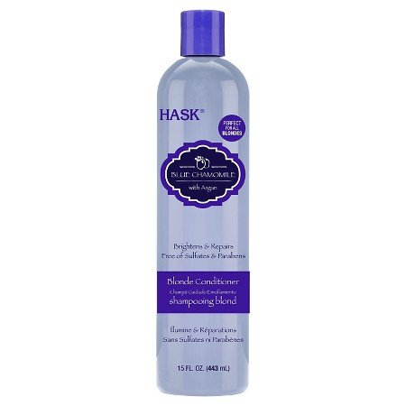 Hask Blue Chamomile with Argan Blonde Conditioner 15 oz