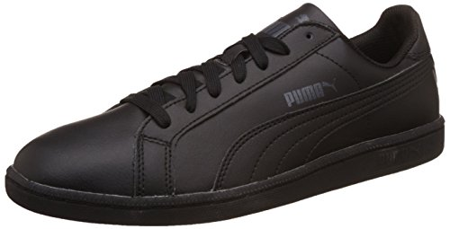 Baskets 04 Adulte Leather black Mixte Noir dark Puma Shadow Smash Basses vFE11x