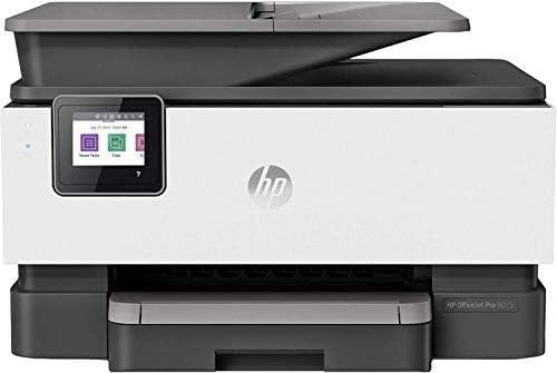 Hewlett Packard OfficeJet Pro 9015 Printer with Matte Paper