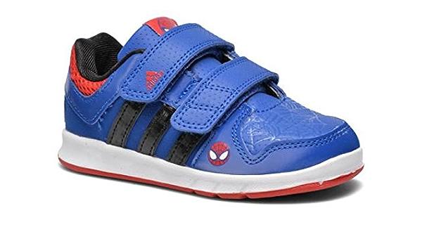 adidas Toddler Boys sz 5k LK Spider-Man